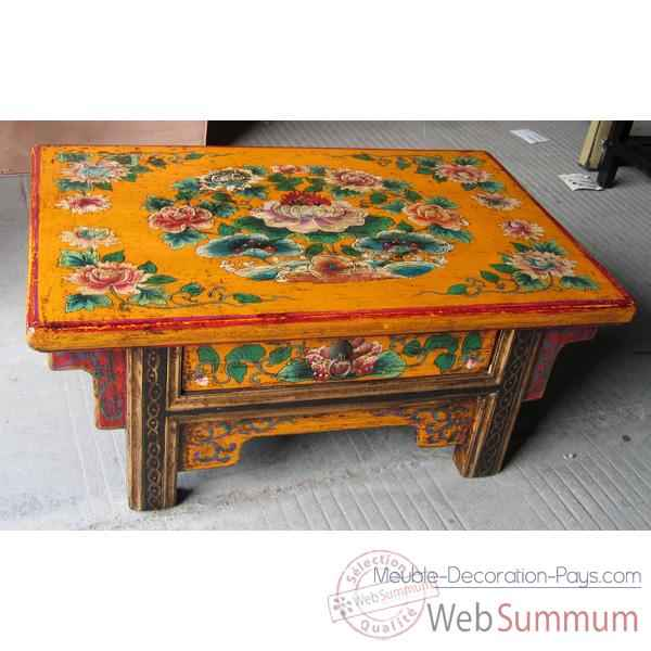 Autel kang tibetain style chine chn049tib dans autre for Meuble chine design