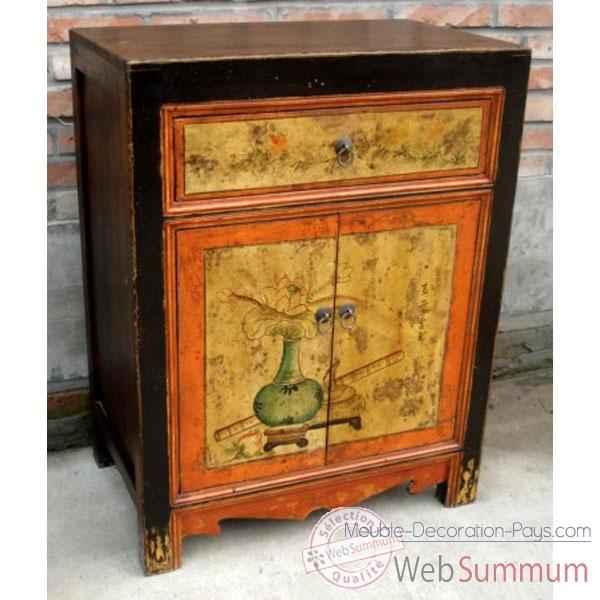 meuble mongol les autres meubles chez galeriedorient. Black Bedroom Furniture Sets. Home Design Ideas