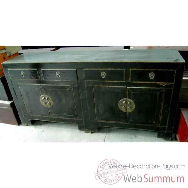 buffet dans meuble chinois sur meuble decoration pays. Black Bedroom Furniture Sets. Home Design Ideas