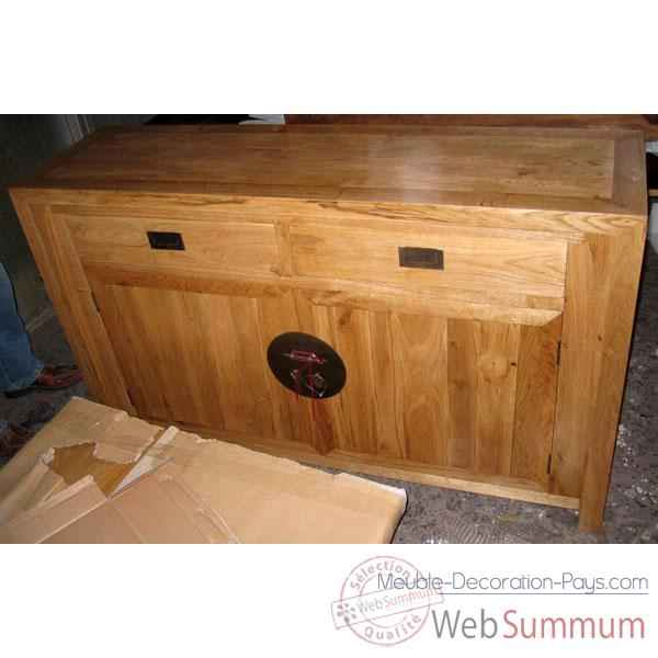 latest buffet ren art deco portes et tiroirs style chine. Black Bedroom Furniture Sets. Home Design Ideas