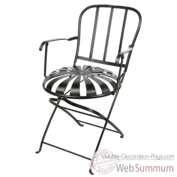 Etag re trous 4 tables acier hindigo je55aci dans for Chaise a trou