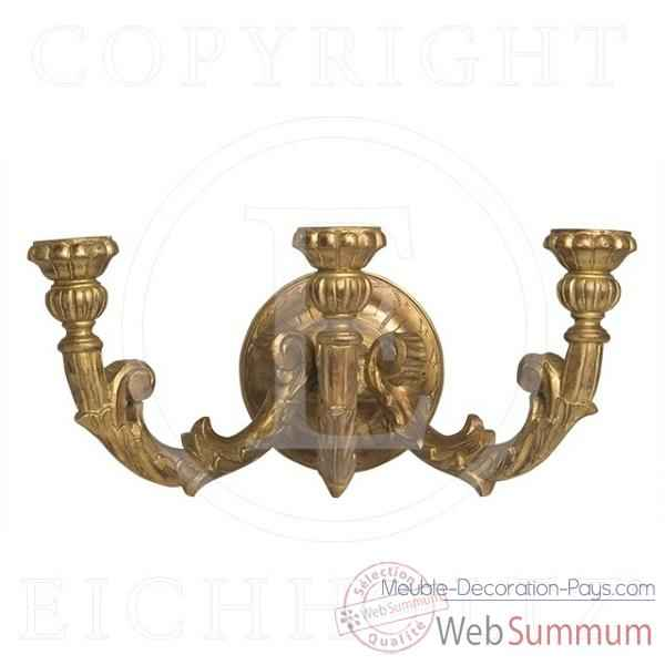 Eichholtz applique murale triumph antique or -acc05982