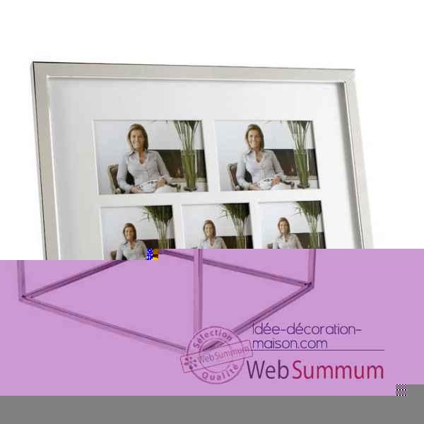 Eichholtz cadre whitemore nickel et verre acc06166 dans cadre de meuble desi - Meuble hollandais design ...
