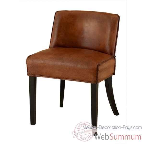 chaise salle manger barnes eichholtz 07009 de meuble design hollandais. Black Bedroom Furniture Sets. Home Design Ideas