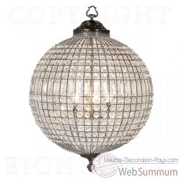 eichholtz chandelier kasbah cuivre lig04925 de meuble design hollandais. Black Bedroom Furniture Sets. Home Design Ideas