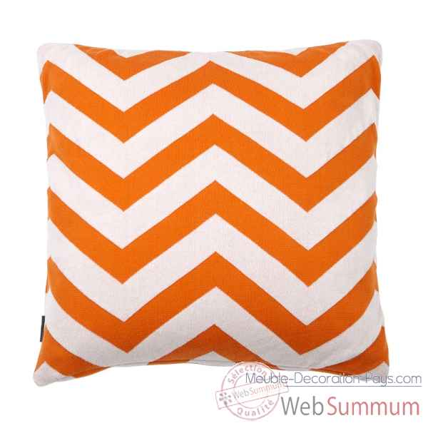 Coussin boman orange set de 2 Eichholtz -07998