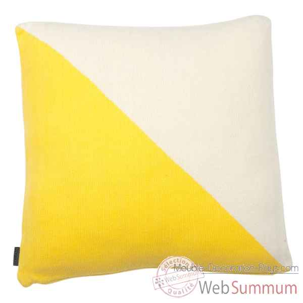 Coussin newton yellow set de 2 Eichholtz -08013
