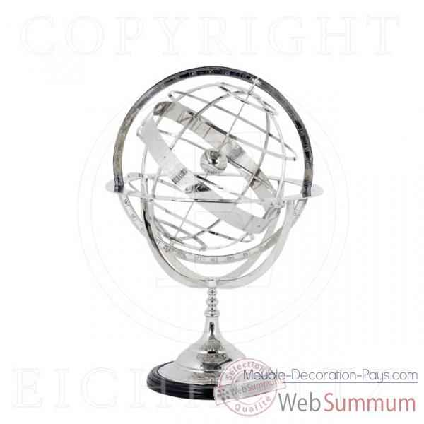 Eichholtz globe grand nickel -acc04233