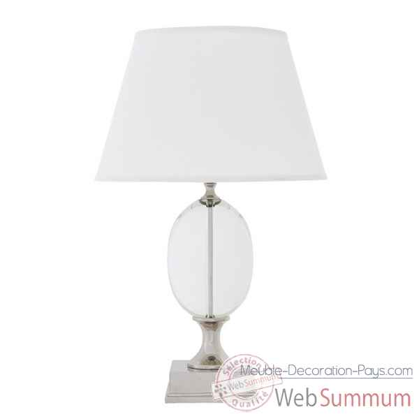Lampe de table galvin Eichholtz -LIG07336