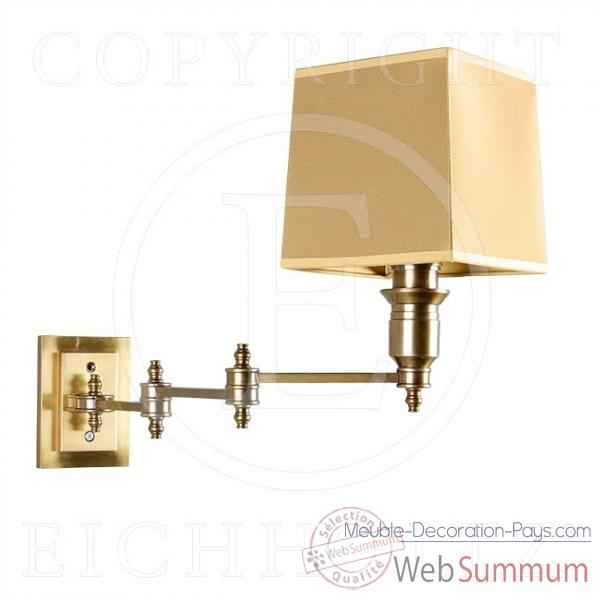 Eichholtz lampe lexington swing cuivre -lig03434