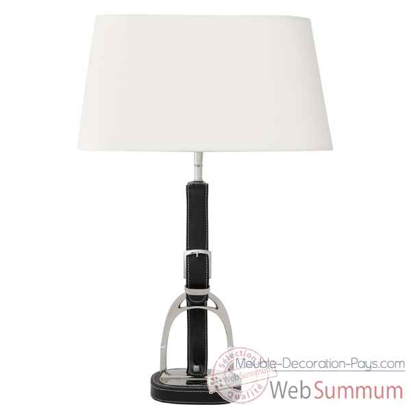 Lampe olympia equestre Eichholtz -LIG07265