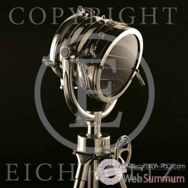 Eichholtz lampe royal master sealight aluminium -lig05170
