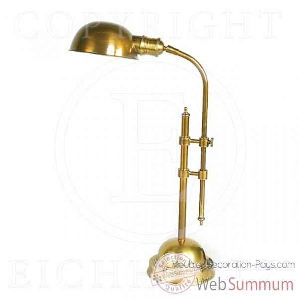 Eichholtz lampe table greenwich cuivre -lig01653