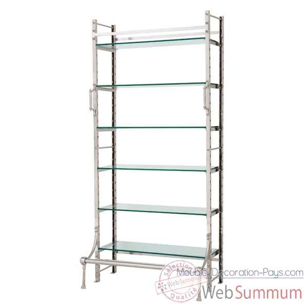Meuble etagere upper beverly simple Eichholtz -CAB07187
