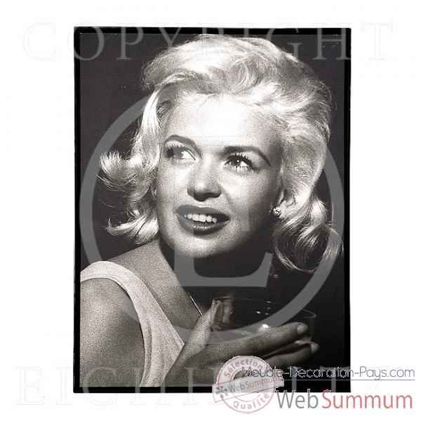 Eichholtz photo xl jane mansfield bois -pri05496