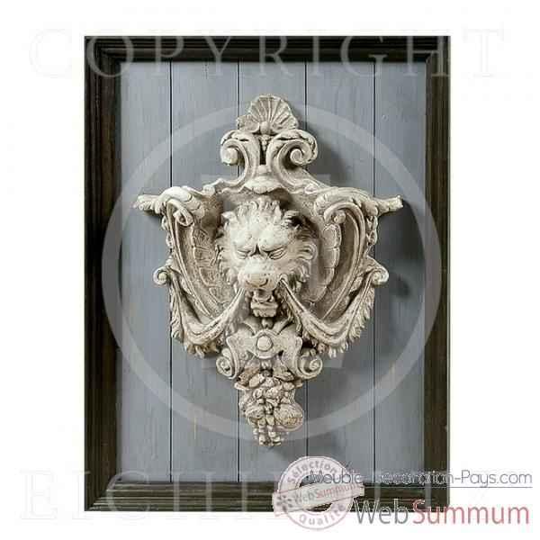 Achat de shield sur meuble decoration pays for Lions du meuble