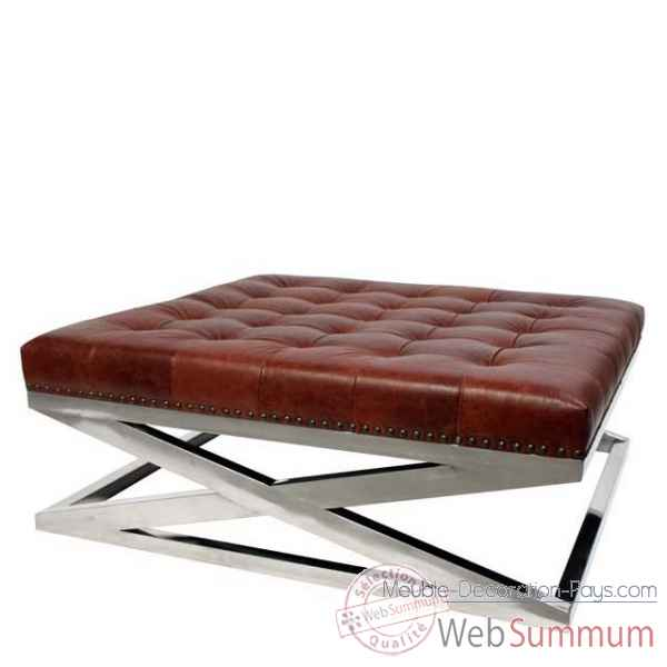 table basse coffre el paso. Black Bedroom Furniture Sets. Home Design Ideas