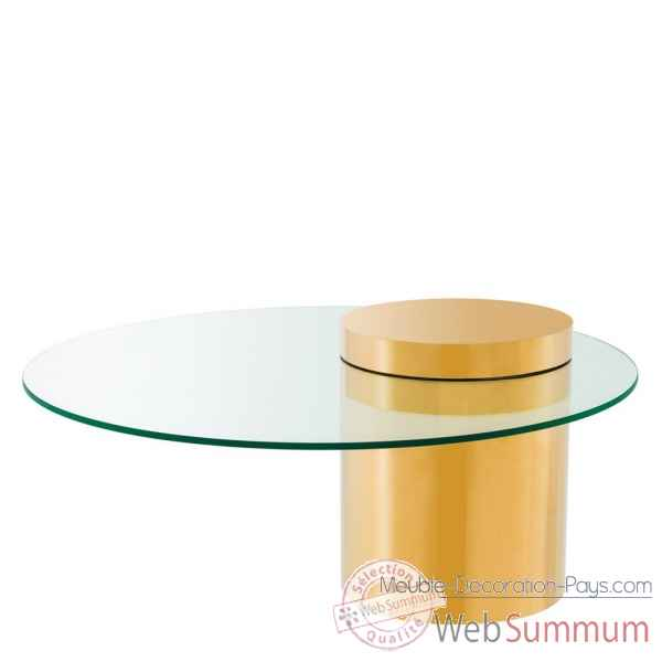 Table basse equilibre eichholtz -111169