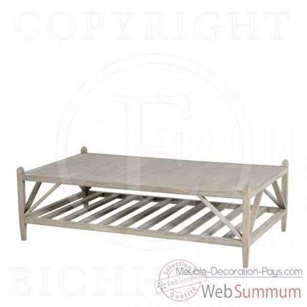 eichholtz table basse hemmingway ch ne rustique tbl05012 de meuble design hollandais. Black Bedroom Furniture Sets. Home Design Ideas