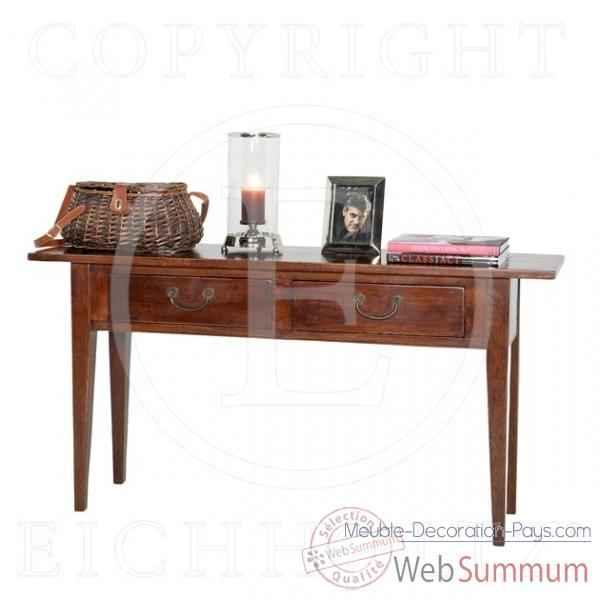 Eichholtz table console ch ne dans table bureau sur meuble decoration pays - Meuble hollandais design ...