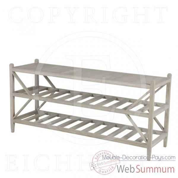 Eichholtz table console hemmingway ch ne rustique de meuble design hollandais - Meuble hollandais design ...