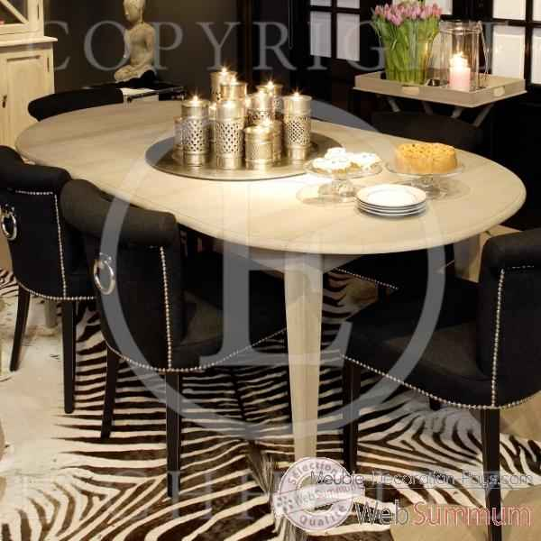 eichholtz table manger provence ch ne rustique tbl04858 photos meuble decoration pays de. Black Bedroom Furniture Sets. Home Design Ideas
