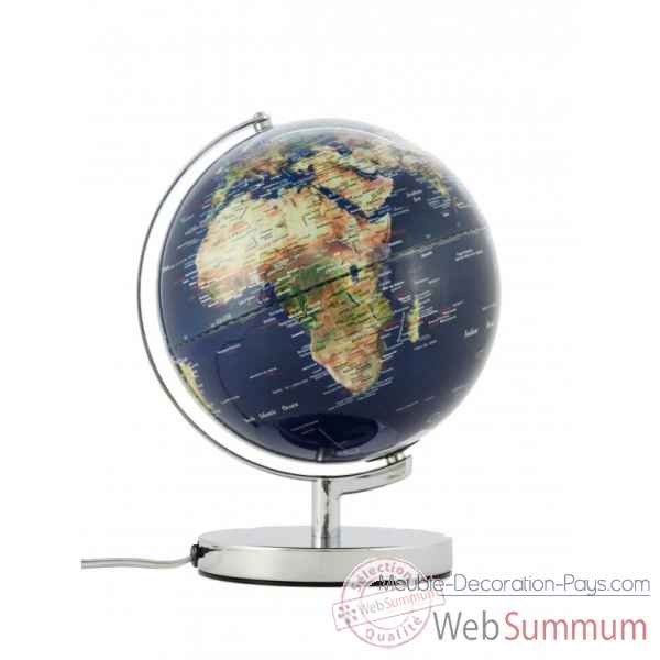 Globe lumineux terra physical no 2 emform -se-0811