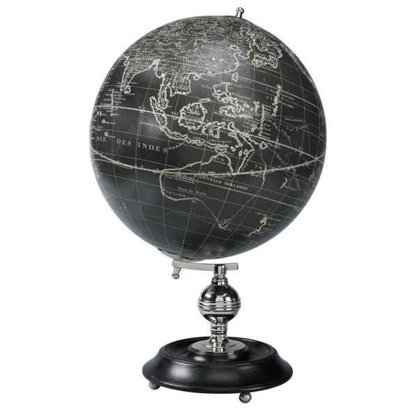 Video Globe Terrestre Vaugondy 32 cm Noir -amfgl041