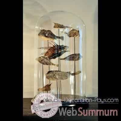 achat de poisson sur meuble decoration pays. Black Bedroom Furniture Sets. Home Design Ideas