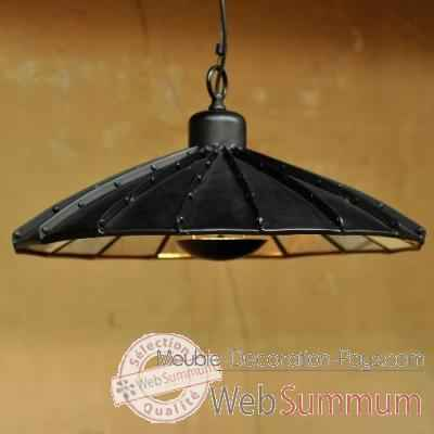 suspension luminaire industriel ancien. Black Bedroom Furniture Sets. Home Design Ideas