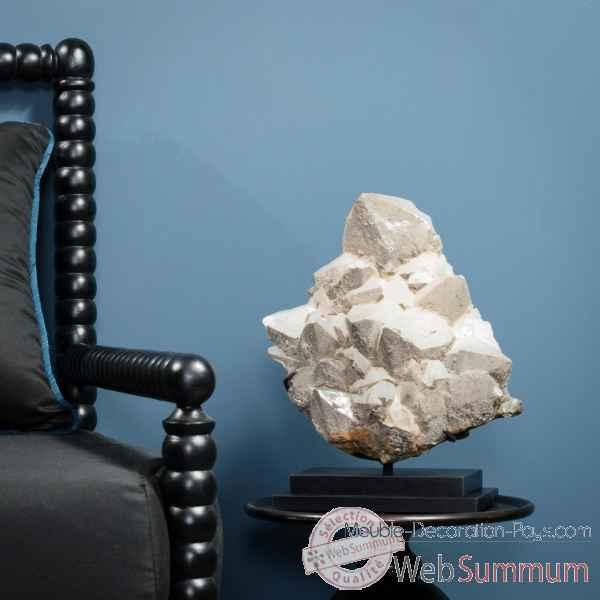plaque de quartz avec baryte et mangan se maroc pumi633 dans nouveaux objets. Black Bedroom Furniture Sets. Home Design Ideas