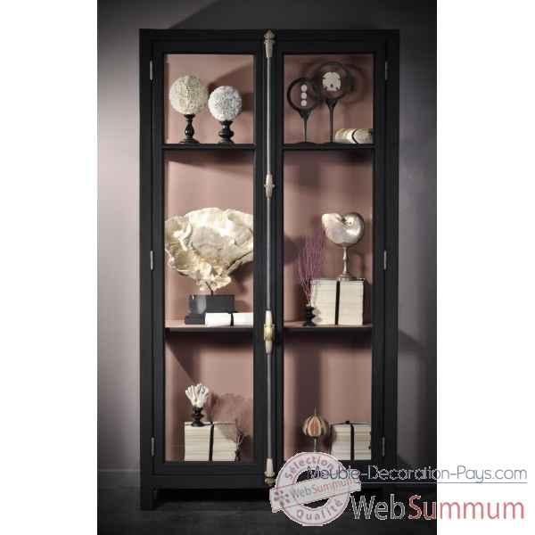achat de vitrine sur meuble decoration pays. Black Bedroom Furniture Sets. Home Design Ideas