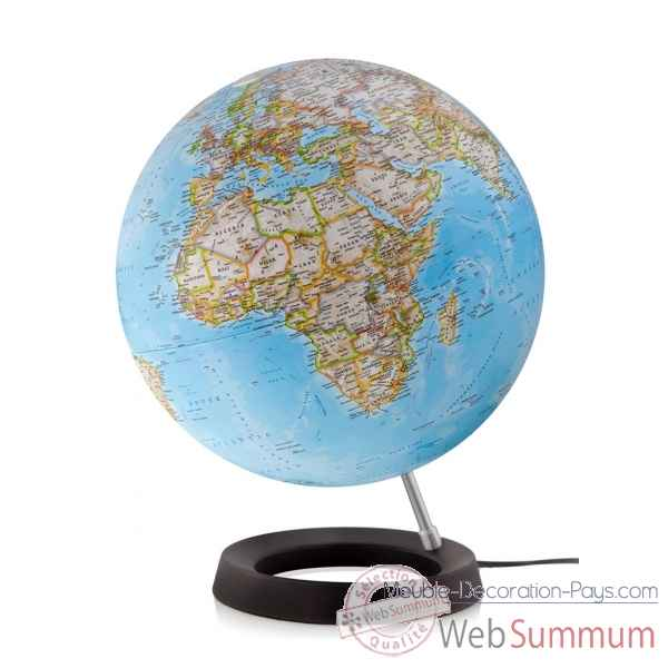 Globe oxygen classic national geographic lumineux