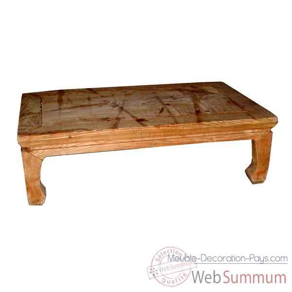 Table basse a the style Chine -C0801