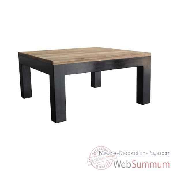 Table basse design de salon meuble d 39 indon sie 54247 dans for Meuble 80x80x40