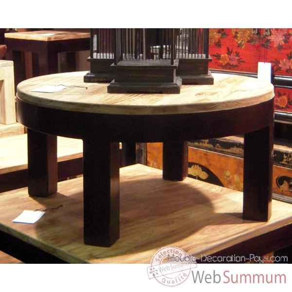 Table basse design de salon Meuble d'Indonesie -54251