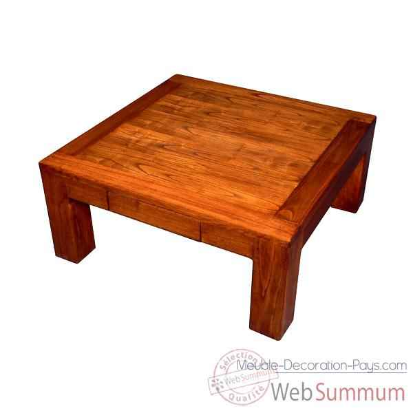 Table basse millenium fabrique en Indonesie Meuble d'Indonesie -54270