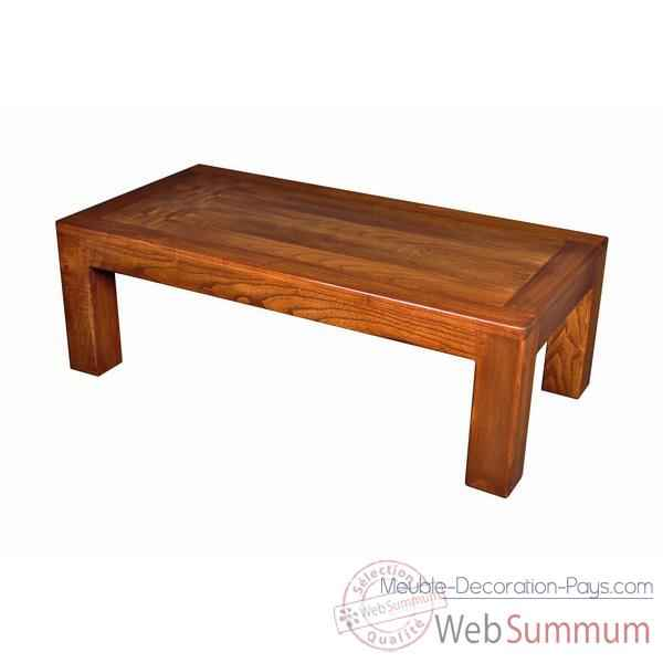 Table basse fabrique en Indonesie Meuble d'Indonesie -54293