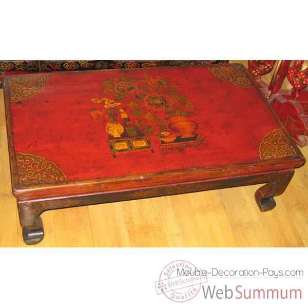 table basse petit mod le tibet style chine c0321 dans table de meuble chinois. Black Bedroom Furniture Sets. Home Design Ideas